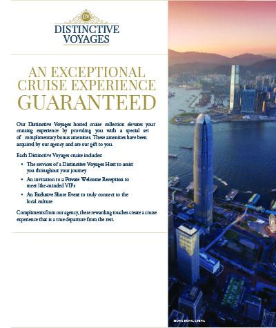 Distinctive Voyages - TDJ Travel