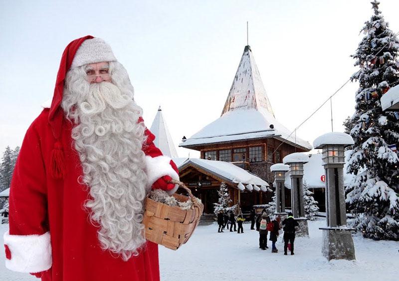Do you know where Santa lives?